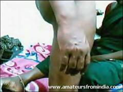 Amateur Indian Blowjob