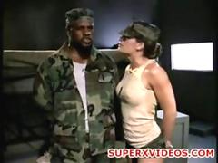 sex in the army ,  fuckiing the captain