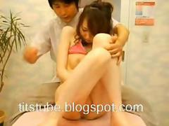 Japanese massage fuck sexy