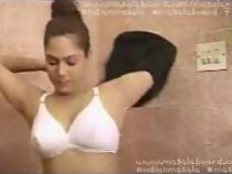 Classic indian sindhu mallu in shower film