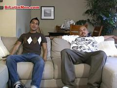 Hot latino guys with big uncut cocks fuck