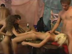 Student sex party hardcore orgy video