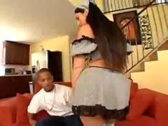 Big Butt Latin Maid Lucsious Lopez