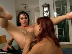 Its not about size Part 2 hot lesbian scene