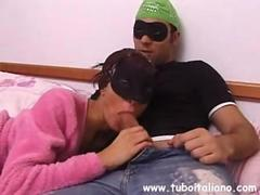 Morgana and Gustavo Italian Couple Coppia Italiana