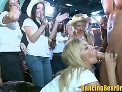 Cowgirls get Naughty at the Stripclub