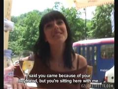 Czech streets - martina amateur 3