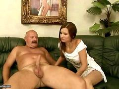 Plump old guys love Fucking slutty litte Teens