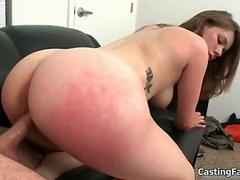 Big booty white girl gets fucked hard feature