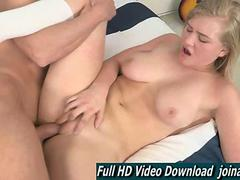 Roxy Lovette Blonde Doggystyle Tall Teen