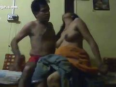 Indian desi Gujju bhabhi getting exposed off saree and fucked by devar scandal leaked