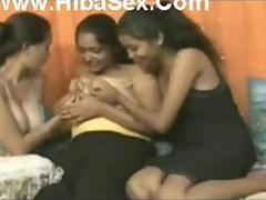 Indian Foursome with Sanjana