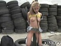 Hot pretty girl bdsm 46