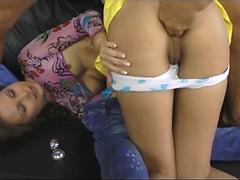 Rocco Ass Fucks and Gapes Two Innocent Teens