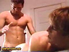Old school gay sex porn
