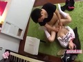 Beautiful seductive asian girl banging video 3