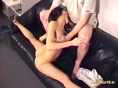 extreme flexible contortion sex