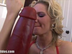 masturbation and she has a huge rack to show off