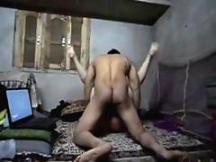 Sexy village desi couple fucks hardly in first night