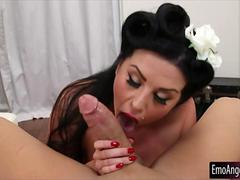 Big boobs emo Sheridan Love pussy rammed by big cock