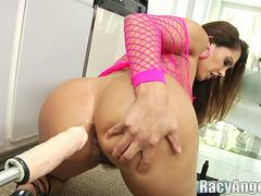 Myself And Anal Part2 Sellection AJ Applegate, Cassandra Nix, Francesca Le
