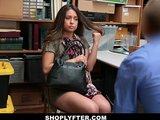 Shoplyfter - Caught Red-Handed And Bribed To Fuck on GotPorn (6162285)