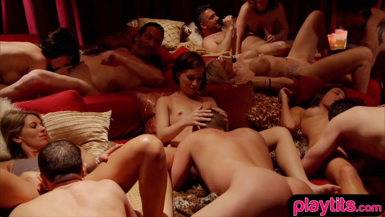 First time swingers video — pic 3