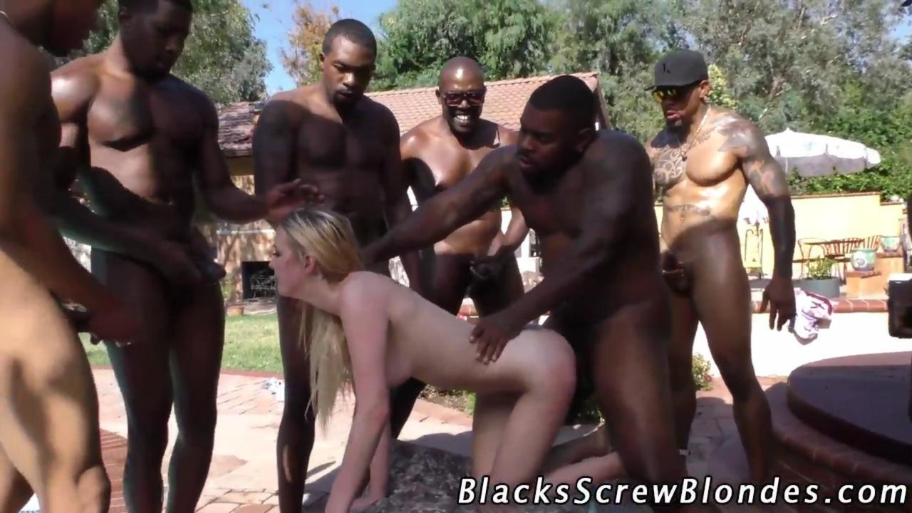 image Amara romani gets gangbanged by black cocks