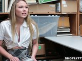 Shoplyfter - Catholic Schoolgirl Punished For Stealing on GotPorn (6414047)