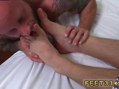 Young boy gay feet Drake Gets Off On Sleeping Connors Feet