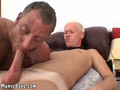 twink and daddy having oral fun feature clip 1