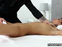 PunishTeens - Hot Teen Surprised With Rough Bondage Sex