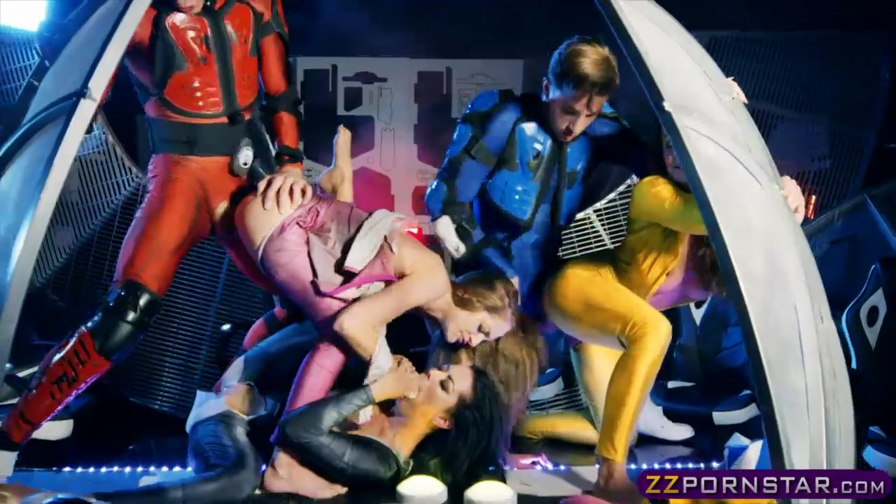 Free power ranger porn