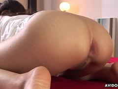 wankz hot blond sales rep takes cock