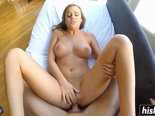 pov pussy drilling with alexis adams