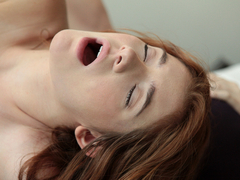 Hot Ava Sparxx loves to be seduced by her man