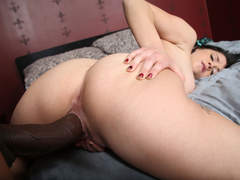 Savannah Camden Gets Her Pussy Stuffed With Black Cock