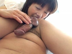 Asian sexy babe blowjob and enjoy